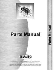 Ford 240 300 Engine Parts Manual (FO-P-ENG 240+)