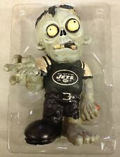 NY New York Jets - ZOMBIE - Decorative Garden Gnome Figure Statue NEW
