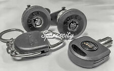 FORD FALCON XG XH UTE and VAN SOLEX ANTI THEFT SECURITY DOOR LOCK PAIR BLACK
