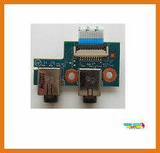 Puerto de Audio Hp ProBook 4520s Audio Jack Board 48.4GK04.011