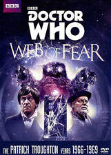 Doctor Who: The Web of Fear (DVD, 2014)