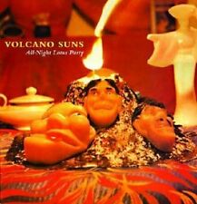 Volcano Suns - All-Night Lotus Party - 1992 Homestead NEW
