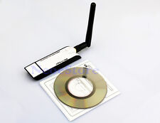 USB Wireless  WiFi Network Card LAN Adapter Dongle PC Antenna  Laptop 100m Range