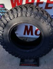 33x12.50x20 ATTURO M/T NEW SET 4 FREE SHIPPING 33X12.50R20 MUD TIRES 10ply Eload