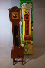 Otto Simon FLEUR Dutch Sindy doll GRANDFATHER CLOCK MIB 80's