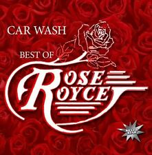 ROSE ROYCE : CAR WASH - THE BEST OF LIVE (CD) Sealed