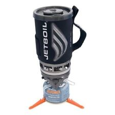 JETBOIL FLASH 1L Black Portable Gas Stove Cooking Set Hiking Camping Outdoor