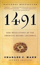 1491 (Second Edition): New Revelations of the Americas Before Columbus, Charles