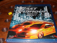Fast & Furious Tokyo Drift Blu-Ray ..... Nuovo