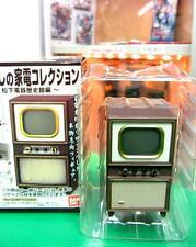 Bandai dollhouse miniature old fashioned Television