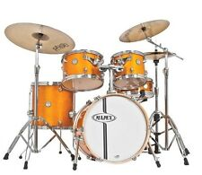 "Mapex HZB581S-C-RY Horizon 5 Piece ""Big City"" Rattan Yellow Drum Set Shell Pack"