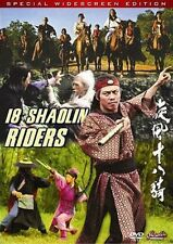 18 SHAOLIN RIDERS  - NEW DVD