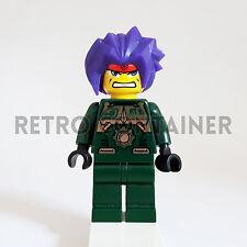LEGO Minifigures - 1x exf014 - Ryo - Exo Force Omino Minifig Set 7721 8100 8108