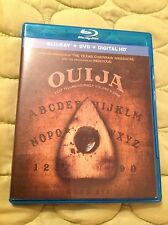 OUIJA BLU-RAY + DVD 2014 MOVIE SUPERNATURAL HORROR OLIVIA COOKE ANA COTO