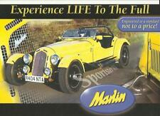 MARLIN SPORTSTER KIT CAR 'SALES BROCHURE'/SHEET 2000's