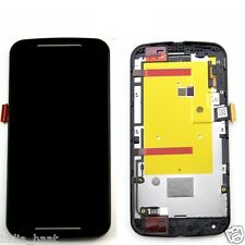 FULL FRAME New Touch Digitizer+Lcd Display Assembly Motorola Moto G2 G 2 2nd Gen