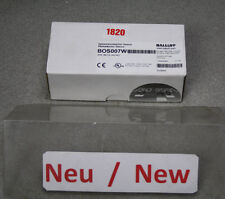 Balluff Pulsante illuminato BOS 18M-PA-HA-S4-1C BOS007W Opto-elettronico Sensore