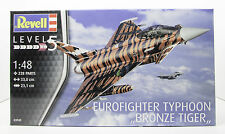 Revell Eurofighter Typhoon Bronze Tiger 03949 1/48 New Airplane Model Kit