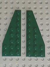 Ailes LEGO DkGreen wings 50304 & 50305 / set 70728 7930 9494