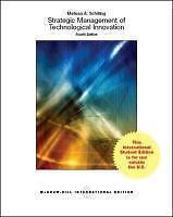 Strategic Management of Technological Innovation von Melissa A. Schilling...