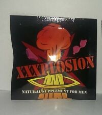 XXXPLOSION / 45 Pills / Male Enhancement / New Sex Pill / Free Shipping US