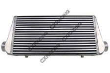 CXRACING 31x12x4 Universal FMIC Turbo Intercooler For Camaro Mustang Supra S13