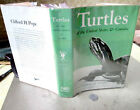TURTLES Of The UNITED STATES & CANADA,1961,Clifford H. Pope,Illust,DJ