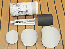 Avon Inflatable Dinghy Repair Kit - Hypalon Memphis Grey V00529