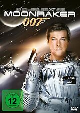 James Bond 007 - Moonraker - DVD - ohne Cover #m5