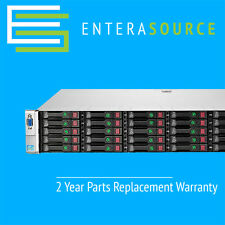 HP PROLIANT DL380P G8 GEN8 SERVER 2X E5-2690 2.9GHZ 8C 96GB 25X 1.2TB 10K SAS