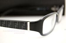 Brand New FENDI Eyeglasses Frames Model 838R 002 BLACK for Women 100% AUTHENTIC