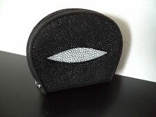 Jewelled Stingray Skin Leather Coin Purse Sting Ray