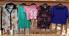 Clothing Lot of 18 Cute Cardigans, Shirts, etc. Forever 21 Hollister Juicy S/M-M