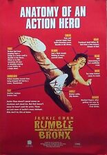 Rumble In The Bronx 27x40 DS One Sheet Movie Poster 1996 Jackie Chan