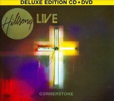 Cornerstone Live [Deluxe Edition] [CD/DVD] [Digipak] by Hillsong...