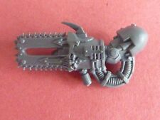 Chaos space marine terminator lord chain fist-bits 40K