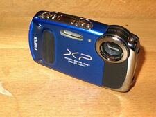 Fujifilm FinePix XP Series XP50 14.4MP Digital Camera - Blue not working