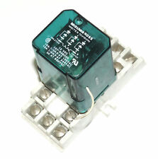 MIDLAND ROSS 157-63B200 RELAY W/ BASE, 15763B200, 12VDC