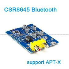 CSR8645 Bluetooth 4.0 audio receiver board USB support APTX FOR CAR amplifier