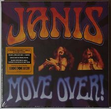 "Janis Joplin - Move Over! 4x7"" Single-Box Strictly Ltd. RSD-Edition NEU/SEALED"