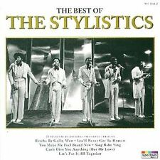 THE STYLISTICS The Best Of CD