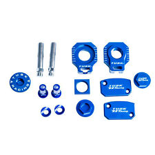 TUSK BILLET BLING KIT BLUE YAMAHA WR450F 16-17 YZ450FX 16-17 1716260025