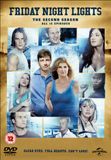 FRIDAY NIGHT LIGHTS - SERIES 2 - DVD - REGION 2 UK