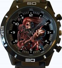 Gothic Rock Guitarist New Gt Series Sports Unisex Gift Watch
