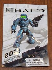NEW MEGA BLOCKS HALO 4 2013 LIMITED EDITION FIGURE 99693 J26