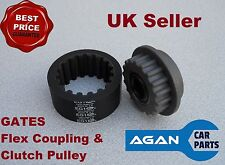 ACP154 AC & ALTERNATOR Pulley Coupling KIT VW Transporter T5 Touareg 2.5 TDI