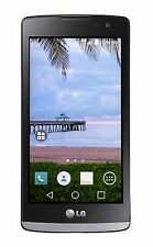 "LG Sunset 4.5"" Android LTE Smartphone with Triple Minutes for Life - Tracfone"