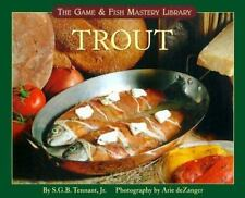 Trout (Game & Fish Mastery Library)-ExLibrary