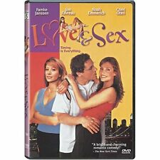Love & Sex (2000) DVD NEW