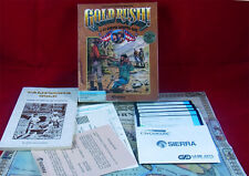 PC DOS: Gold Rush! - Sierra 1988